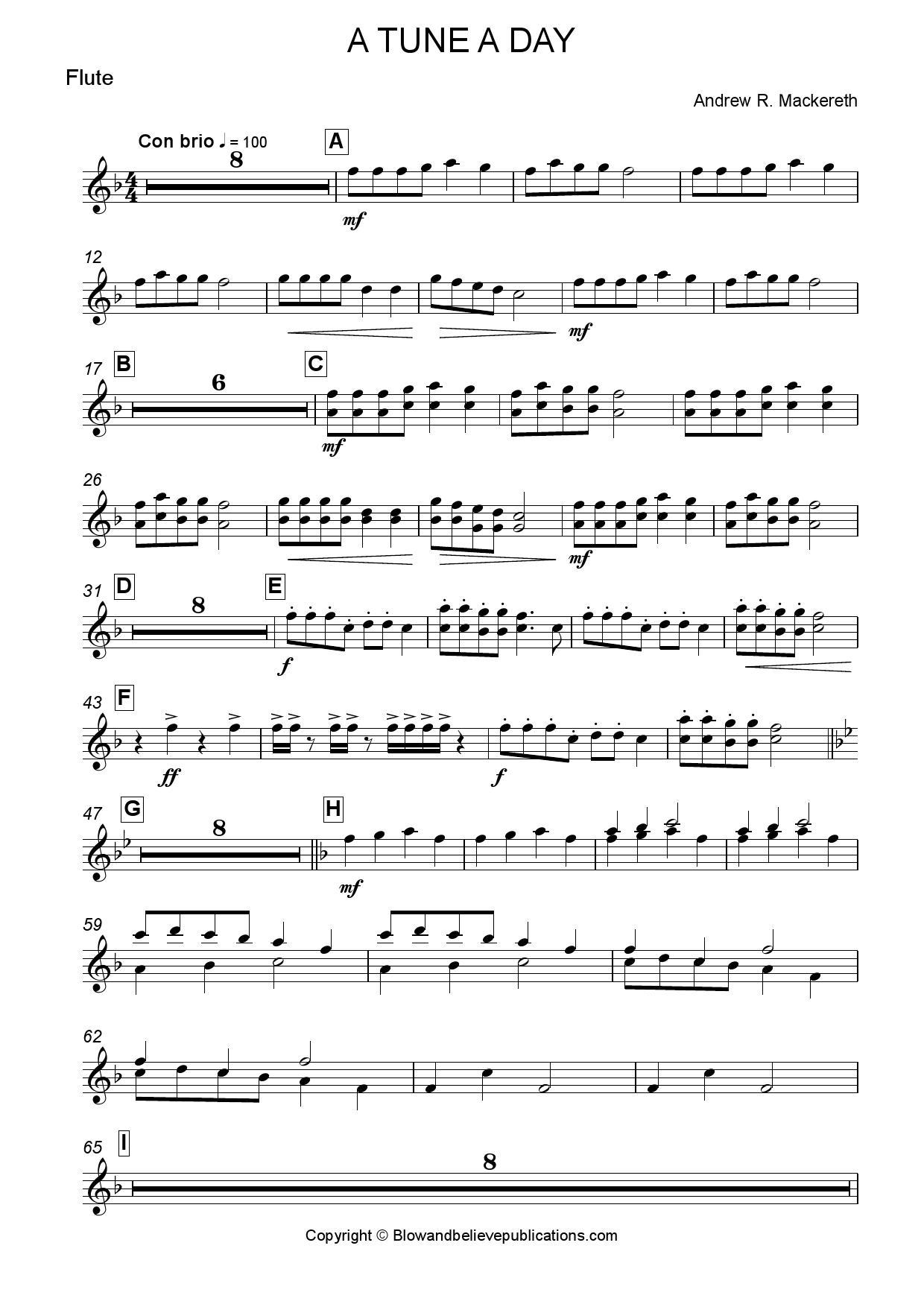 A TUNE A DAY_ADV Flute_000001